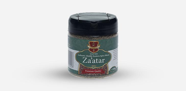 Za'atar Plastic Jar – 100 Grams