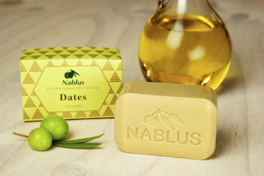 Certified Natural & Organic Olive Oil Nablus Soap Dates_1